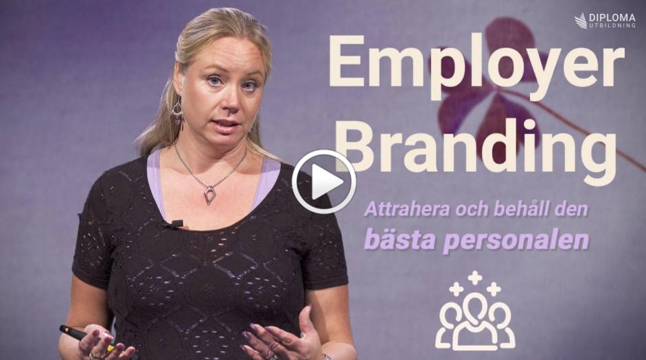 Employer branding webbutbildning